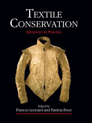 Textile Conservation: 1st Edition (Hardback) book cover
