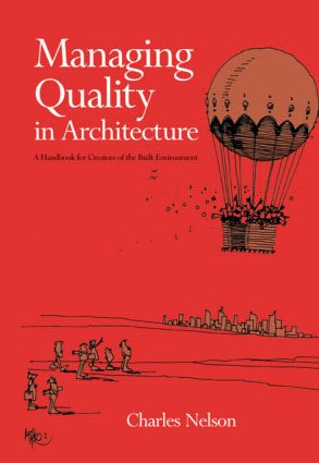 Managing Quality in Architecture (Paperback) book cover