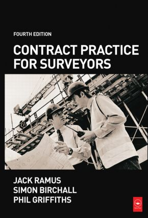 Contract Practice for Surveyors: 4th Edition (Paperback) book cover