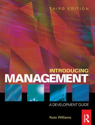 Introducing Management: 3rd Edition (Paperback) book cover