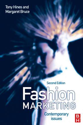 Fashion Marketing: 2nd Edition (Hardback) book cover