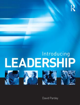 Introducing Leadership: 1st Edition (Paperback) book cover