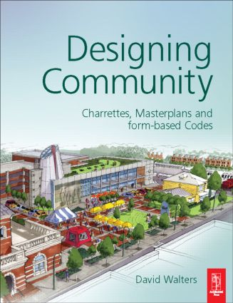 Designing Community: 1st Edition (Paperback) book cover