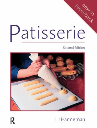 Patisserie book cover
