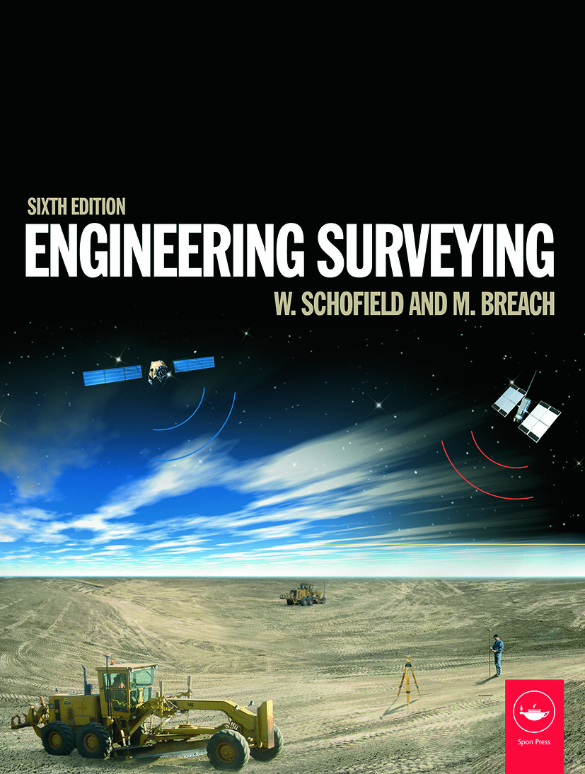 Engineering Surveying: 6th Edition (Paperback) book cover