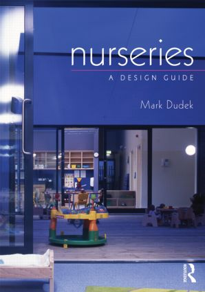 Nurseries: A Design Guide (Paperback) book cover