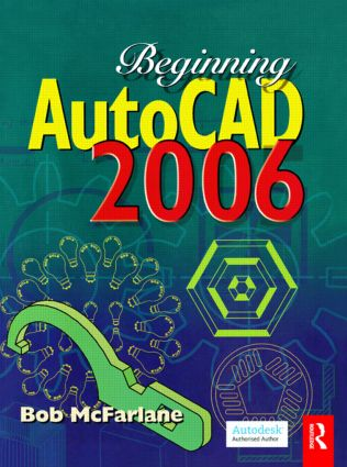 Beginning AutoCAD 2006: 1st Edition (Paperback) book cover