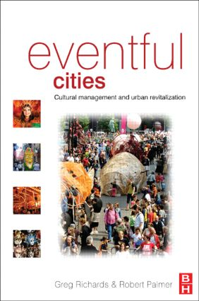 Eventful Cities (Paperback) book cover
