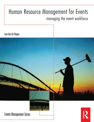 Human Resource Management for Events
