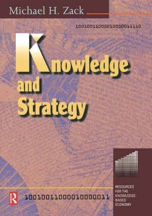 Knowledge and Strategy: 1st Edition (Paperback) book cover