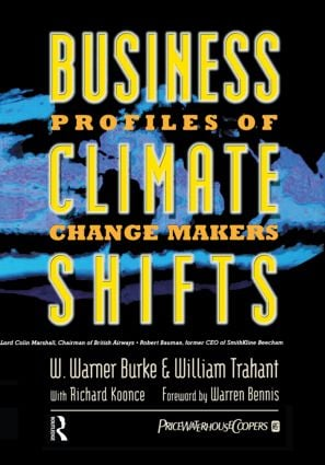 Business Climate Shifts (Hardback) book cover