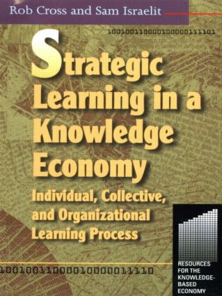 Strategic Learning in a Knowledge Economy: 1st Edition (Paperback) book cover