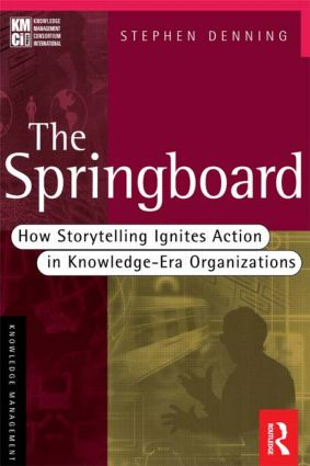 The Springboard (Paperback) book cover