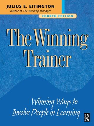 The Winning Trainer: 4th Edition (Paperback) book cover