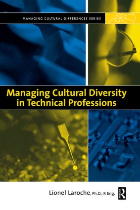 Managing Cultural Diversity in Technical Professions: 1st Edition (Paperback) book cover