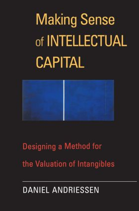 Making Sense of Intellectual Capital: 1st Edition (Paperback) book cover