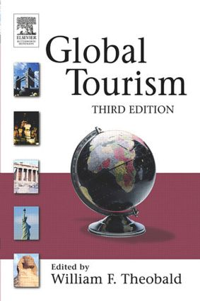 Global Tourism: 3rd Edition (Paperback) book cover