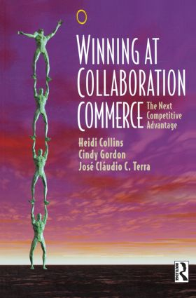 Winning at Collaboration Commerce: 1st Edition (Paperback) book cover