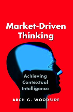 Market-Driven Thinking: 1st Edition (Hardback) book cover