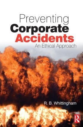Preventing Corporate Accidents (Paperback) book cover