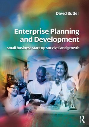 Enterprise Planning and Development: 1st Edition (Paperback) book cover