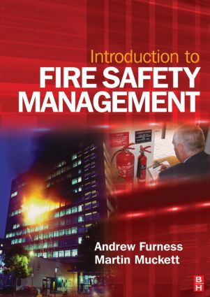 Introduction to Fire Safety Management (Paperback) book cover