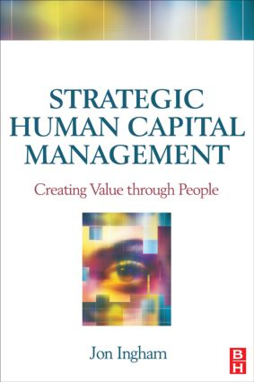 Strategic Human Capital Management: 1st Edition (Paperback) book cover