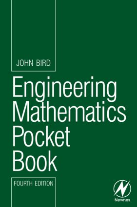 Engineering Mathematics Pocket Book, 4th ed book cover