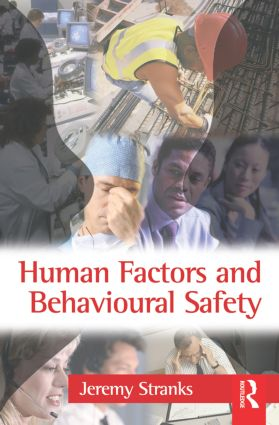 Human Factors and Behavioural Safety (Paperback) book cover