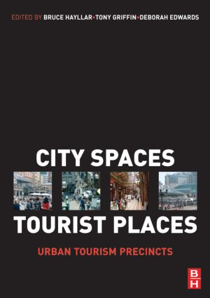 City Spaces - Tourist Places (Paperback) book cover