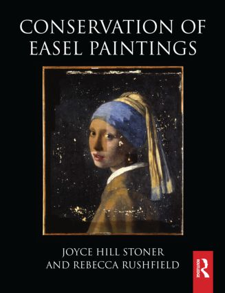 Conservation of Easel Paintings (Hardback) book cover
