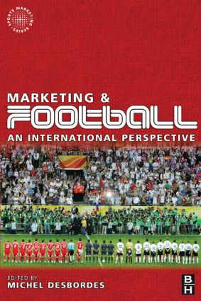 Marketing and Football: 1st Edition (Paperback) book cover
