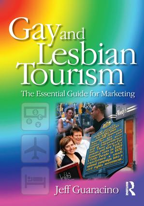 Gay and Lesbian Tourism: 1st Edition (Paperback) book cover