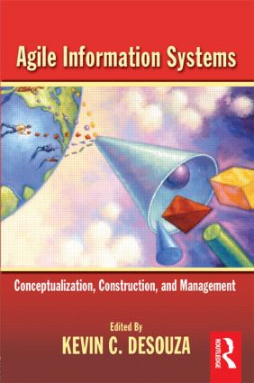 Agile Information Systems: 1st Edition (Paperback) book cover