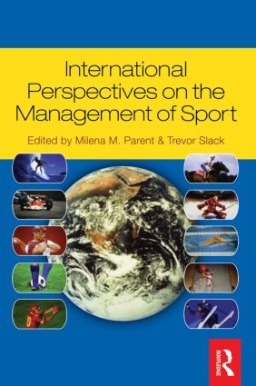 International Perspectives on the Management of Sport (Hardback) book cover