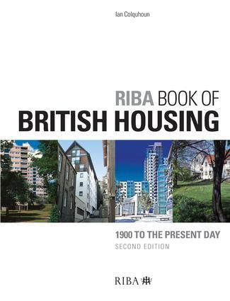 RIBA Book of British Housing book cover