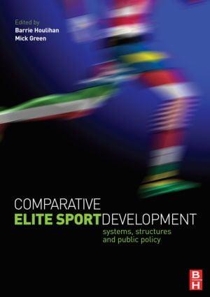 Comparative Elite Sport Development (Paperback) book cover