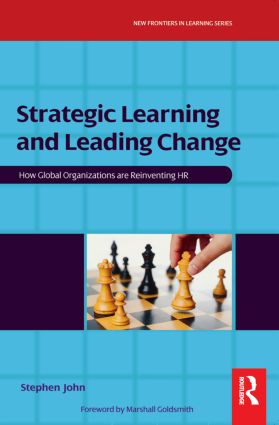 Strategic Learning and Leading Change (Paperback) book cover