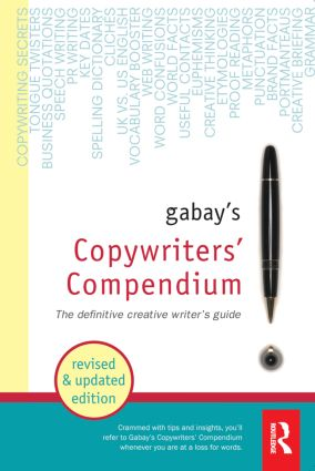 Gabay's Copywriters' Compendium: 2nd Edition (Paperback) book cover