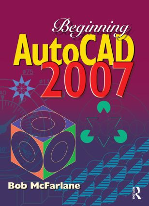 Beginning AutoCAD 2007: 1st Edition (Paperback) book cover