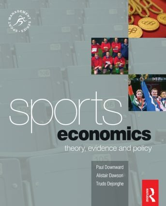 Sports Economics (Paperback) book cover