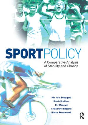 Sport Policy (Paperback) book cover