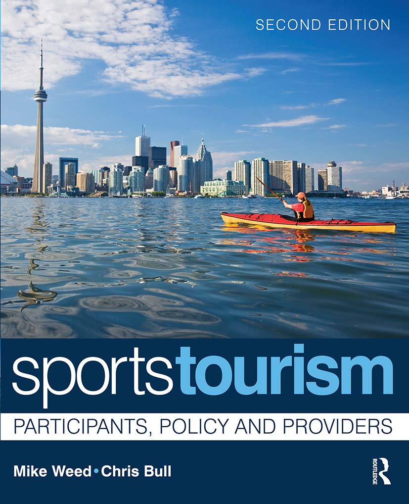 Sports Tourism: Participants, Policy and Providers book cover