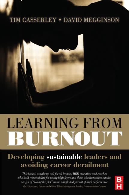 Learning from Burnout: 1st Edition (Paperback) book cover