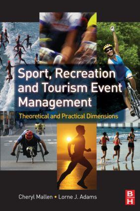 Sport, Recreation and Tourism Event Management