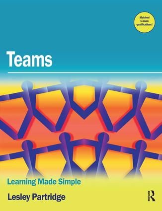 Teams: 1st Edition (Paperback) book cover