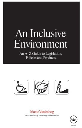 An Inclusive Environment book cover