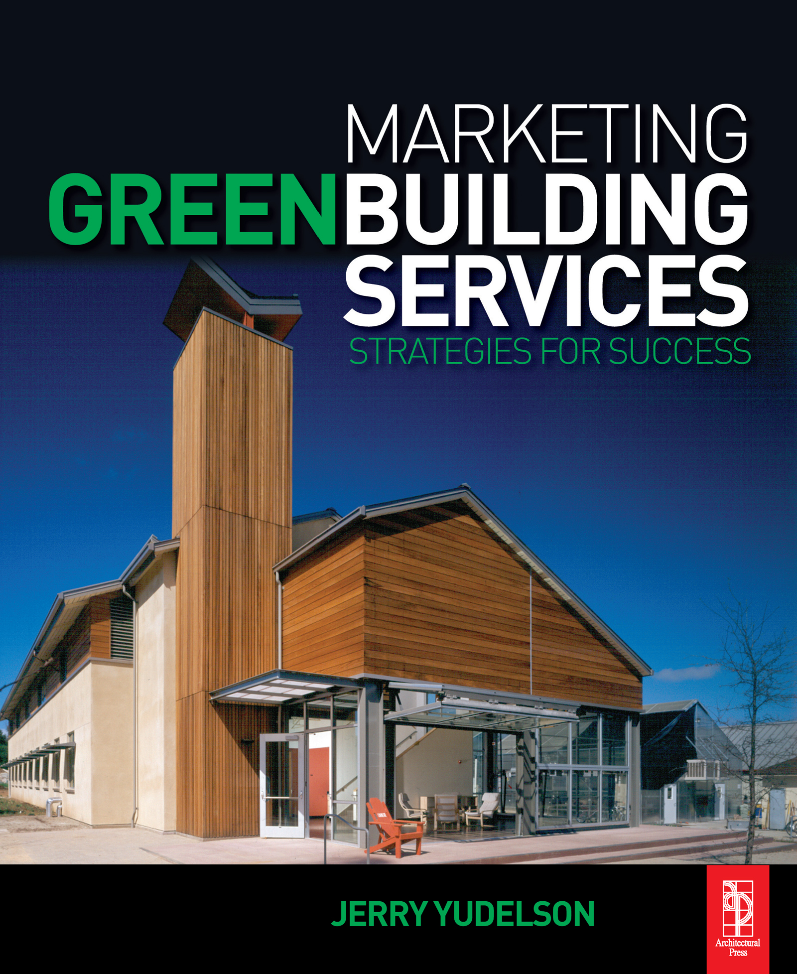 Marketing Green Building Services (Paperback) book cover
