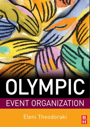Olympic Event Organization: 1st Edition (Paperback) book cover