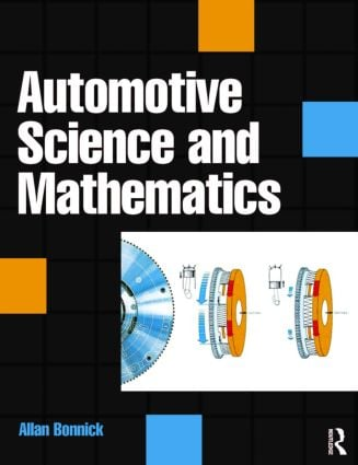 Automotive Science and Mathematics: 1st Edition (Paperback) book cover